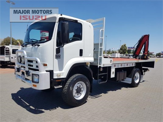 2012 Isuzu FTS Major Motors - Trucks for Sale