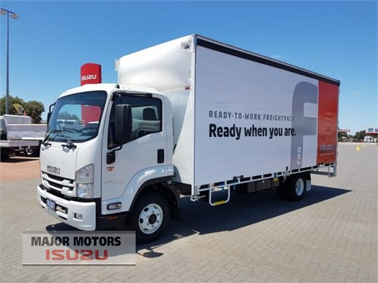 2019 Isuzu FRR Major Motors - Trucks for Sale