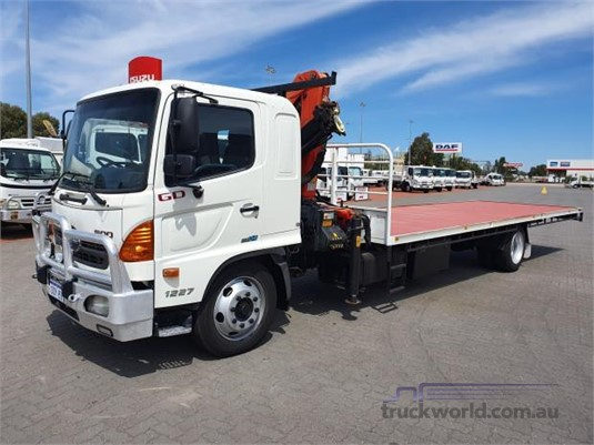 2009 Hino GD - Trucks for Sale