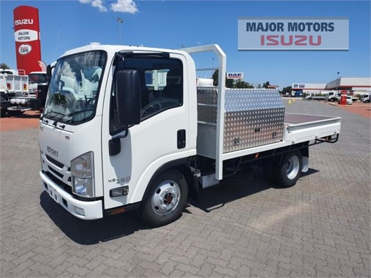 2019 Isuzu NLS Major Motors - Trucks for Sale