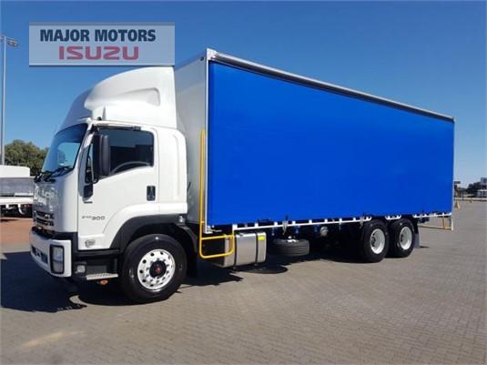 2019 Isuzu FVL Major Motors - Trucks for Sale