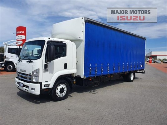 2014 Isuzu FSR Major Motors - Trucks for Sale