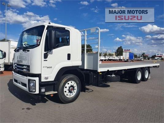 2020 Isuzu FVY Major Motors - Trucks for Sale