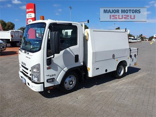 2018 Isuzu NLR Major Motors - Trucks for Sale