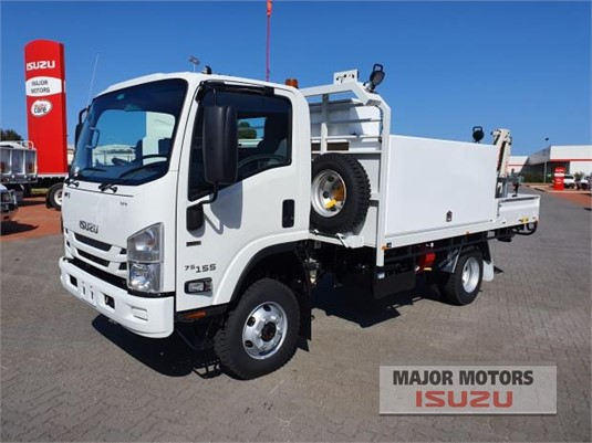 2020 Isuzu NPS Major Motors - Trucks for Sale
