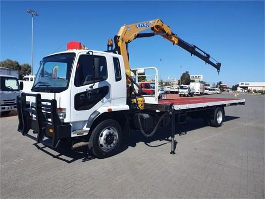 2010 Mitsubishi Fuso FIGHTER 1627 - Trucks for Sale