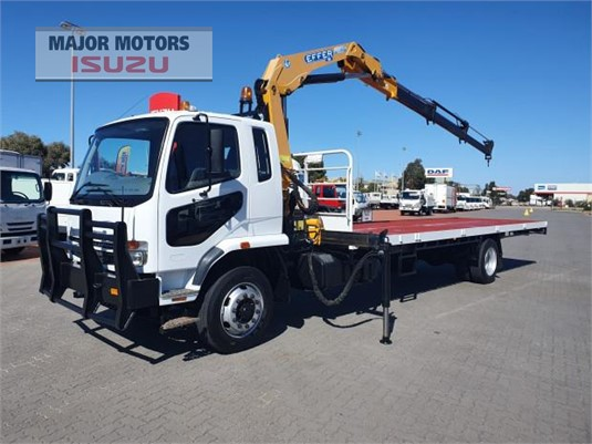 2010 Mitsubishi Fuso FIGHTER 1627 Major Motors - Trucks for Sale