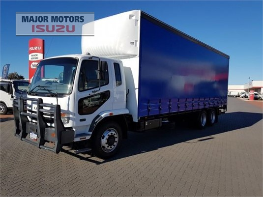 2009 Mitsubishi Fuso FIGHTER FN14 Major Motors - Trucks for Sale