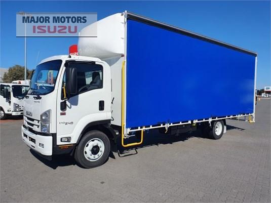 2020 Isuzu FSR Major Motors - Trucks for Sale