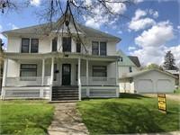 June 16th Real Estate Auction 122 & 124 Main St. Mt. Morris