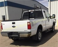 2014 Ford F-250 Extended Cab XLT 4x4