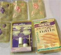 Nail Wear, Fake Nails and Accessories