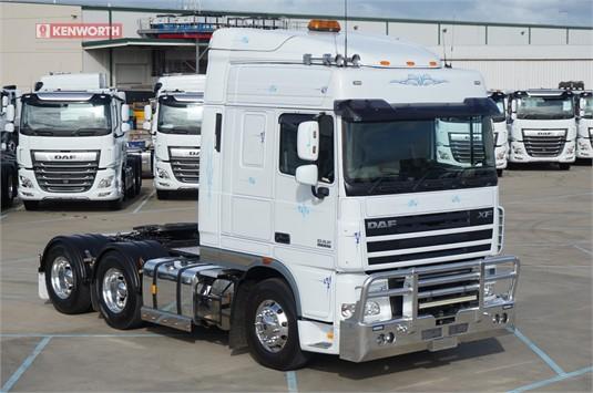 2014 DAF XF105 Kenworth DAF Melbourne - Trucks for Sale
