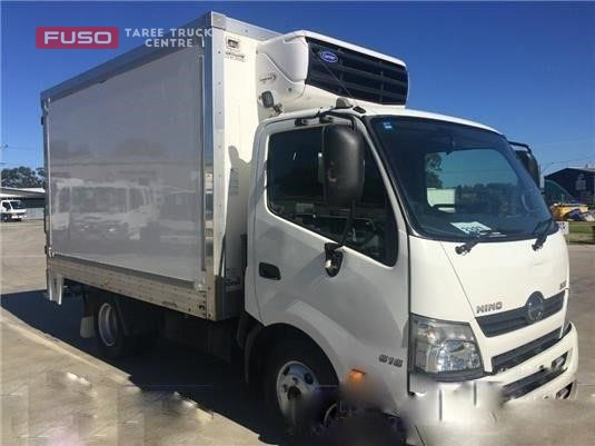 2012 Hino 300 Series 616 Taree Truck Centre - Trucks for Sale