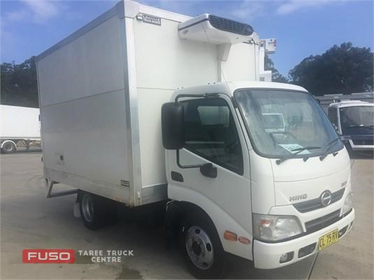 2012 Hino 300 Series 414 Taree Truck Centre - Trucks for Sale