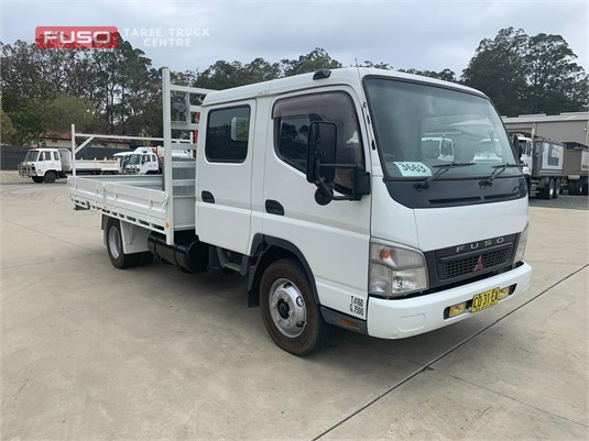 2007 Fuso Canter Taree Truck Centre - Trucks for Sale