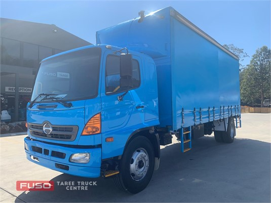 2007 Hino 500 Series 1727 GH Taree Truck Centre - Trucks for Sale