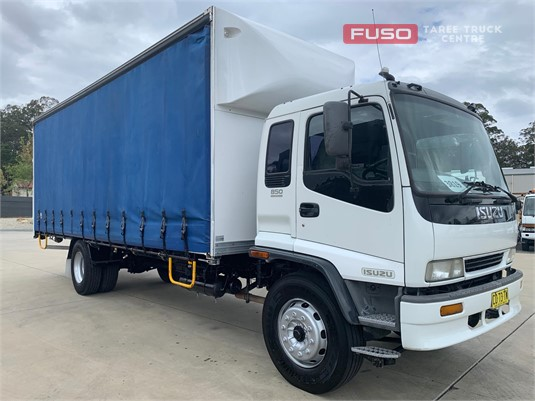 1998 Isuzu FTR 850 Taree Truck Centre - Trucks for Sale
