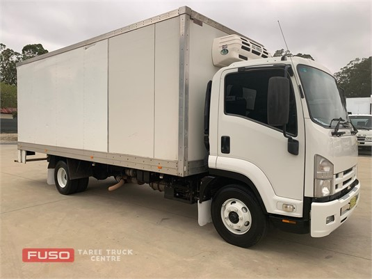 2008 Isuzu FRR 500 Taree Truck Centre - Trucks for Sale