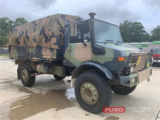 1983 Mercedes Benz Unimog Taree Truck Centre - Trucks for Sale