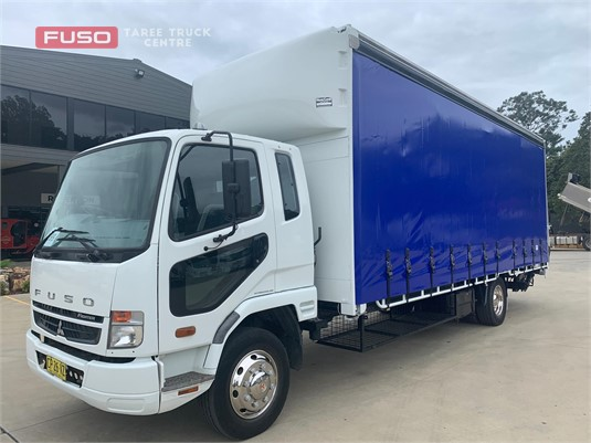 2010 Fuso Fighter 14 Taree Truck Centre - Trucks for Sale