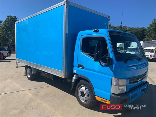 2012 Fuso Canter 815 Wide Taree Truck Centre - Trucks for Sale