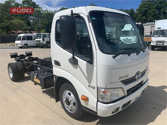 2014 Hino 300 Series 616 Taree Truck Centre - Trucks for Sale