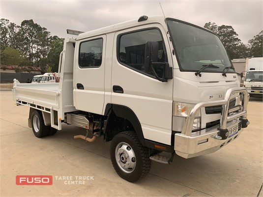 2018 Fuso Canter Taree Truck Centre - Trucks for Sale