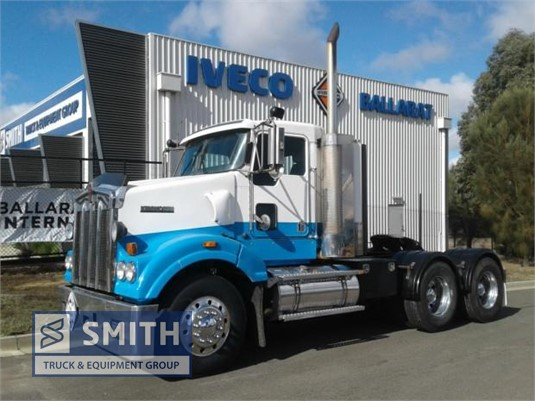 2007 Kenworth T404 Smith Truck & Equipment Group - Trucks for Sale
