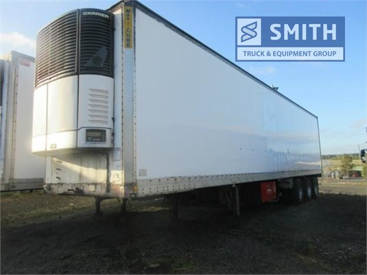 2007 Lucar Refrigerated Trailer Smith Truck & Equipment Group - Trailers for Sale