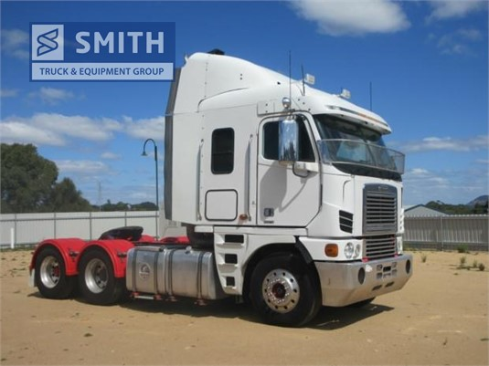 2010 Freightliner Argosy 101 Smith Truck & Equipment Group - Trucks for Sale