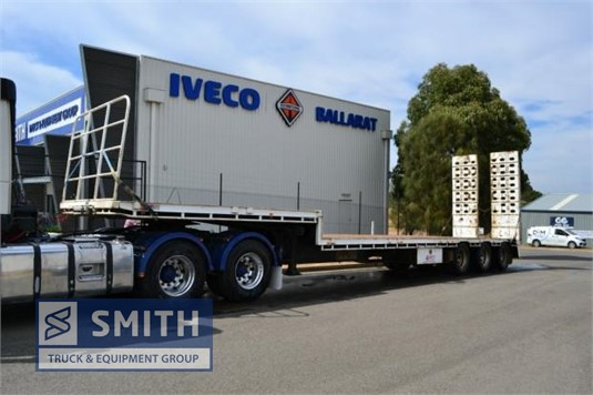 2016 ATM Drop Deck Trailer Smith Truck & Equipment Group - Trailers for Sale