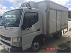 2013 Fuso Canter 515 Refrigerated
