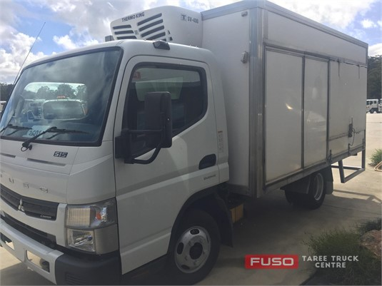 2013 Fuso Canter 515 Taree Truck Centre - Trucks for Sale
