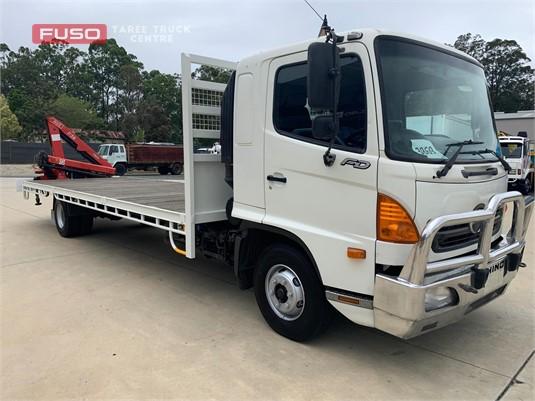 2007 Hino 500 Series 1027 FD Taree Truck Centre - Trucks for Sale