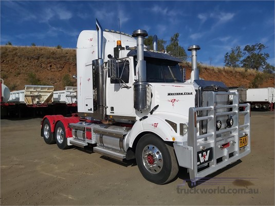 2013 Western Star 4800FX - Trucks for Sale