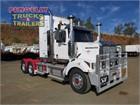 2013 Western Star 4800FX Prime Mover