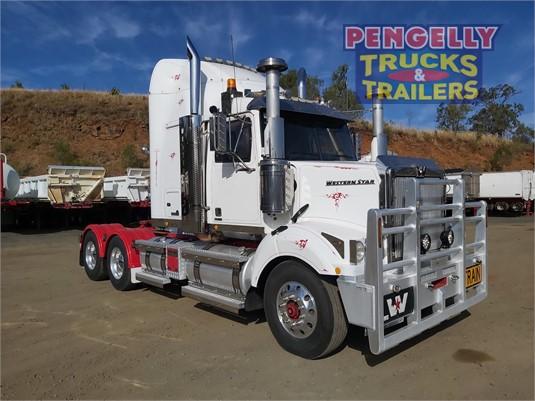 2013 Western Star 4800FX Pengelly Truck & Trailer Sales & Service - Trucks for Sale