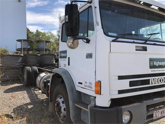 2003 Iveco Acco 2350G - Trucks for Sale