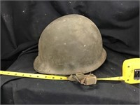 Helmet with liner