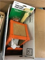 Toilet flush valve kit, nightcrawler crib, power