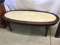Coffee table, 54 x 22 x 16