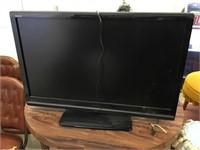 Toshiba flat screen TV, 42 inch, no remote, 2008