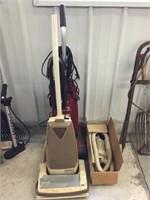 Dirt devil swivel guide vacuum and Panasonic