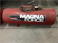 Sanborn magna force air tank