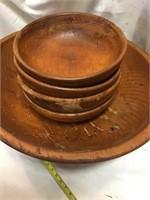 Salad Bowl Set