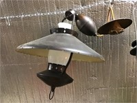 Hanging Light Fixture, 18 Inch Shade