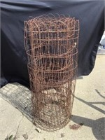 Roll Of Wire Fence, 4 Foot Tall