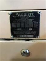Wurlitzer Stereophonic Music Jukebox, Model 2510