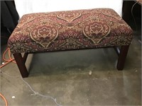 Upholstered Bench, 36 X 19 X 16